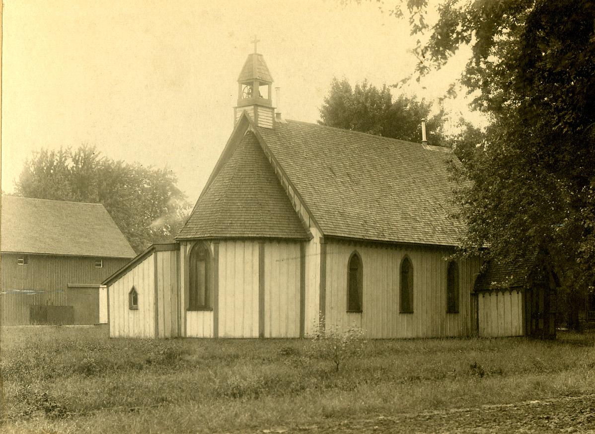 The Original Trinity Building