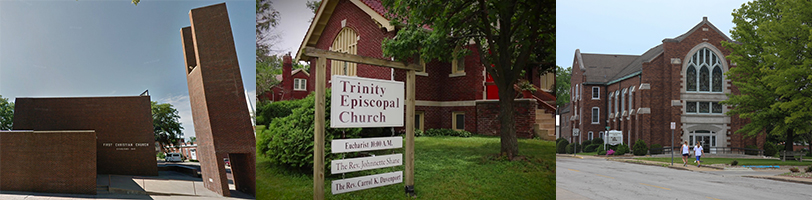 Trinity and Its Nearby Neighbors Frequently Collaborate Liturgically, Musically, and Socially