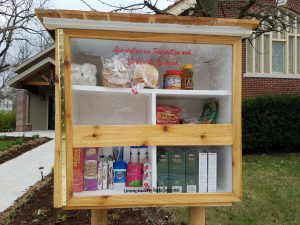 Mini Food Pantry